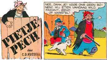 pietje strip